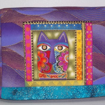Cat Toaster Cover - 2 Slice Toaster Cover - Laurel Burch Cat