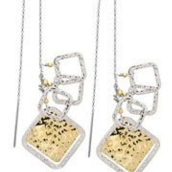 Debra Shepard Threader Earrings- Debra Shepard Jewelry- Debra Shepard- $67