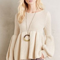 Mes Demoiselles Tenney Pullover in Neutral Size: