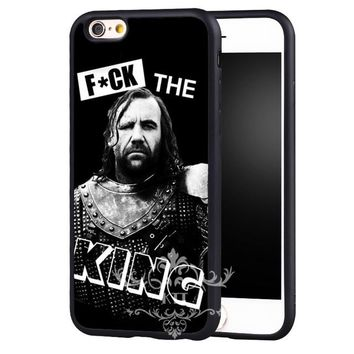 The Hound GOT Printed Soft TPU Skin cell