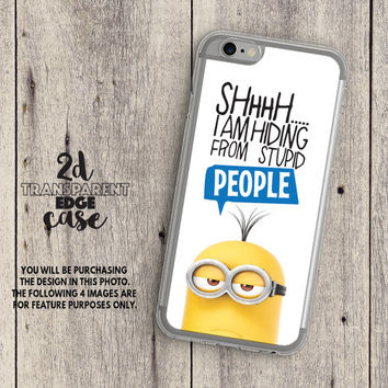 Htc A9 case minion funny phone case Htc One M9 Case kevin Htc 10 Case teens gift  Nexus 5 unique Nexus 6 Case cute LG G4 LU369