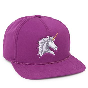 Coal The Lore Unicorn Snapback Hat - Mens Backpack - Purple - One