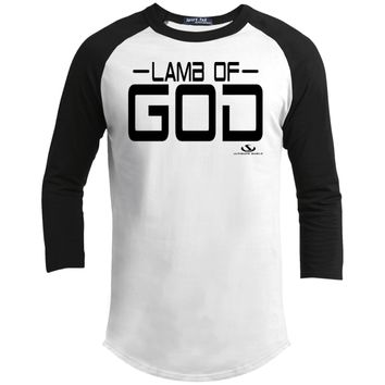 THE LAMB OF GOD Youth Sporty T-Shirt
