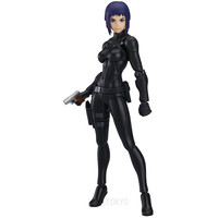 Ghost in the Shell 'The New Movie' figma : Motoko Kusanagi [The New Movie ver.] (PRE-ORDER)