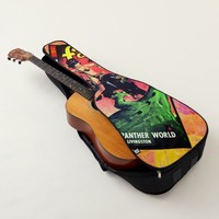 Queen of the Panther World Guitar Case