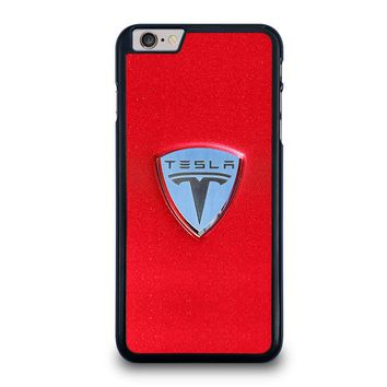 TESLA MOTOR LOGO iPhone 6 / 6S Plus Case Cover