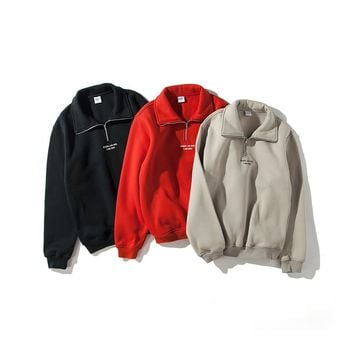 Hoodies Zippers Jacket [10795340483]