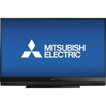 "Mitsubishi - Home Cinema C12 Series - 82"" Class - DLP - 1080p - 120Hz - HDTV"