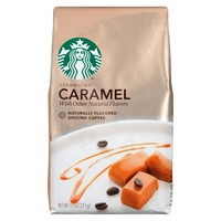 Starbucks Caramel Ground Coffee 11oz