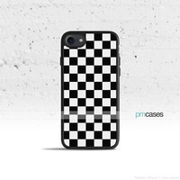 Checkerboard Phone Case Cover for Apple iPhone iPod Samsung Galaxy S & Note