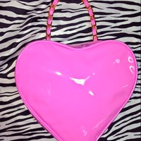SWEET LORD O'MIGHTY! LIL LOVE PURSE IN PINK