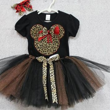 Minnie Mouse inspired girls clothes 4cf85478c