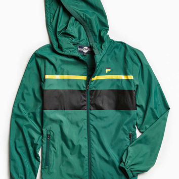 FILA Colorblocked Windbreaker Jacket - Urban Outfitters