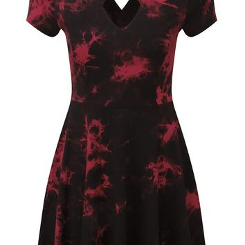 Dye Fast Kindred Dress [BLOOD]