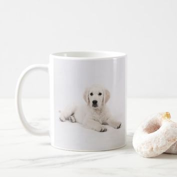 Golden Retriever Puppy / Your Dog Photo Mug