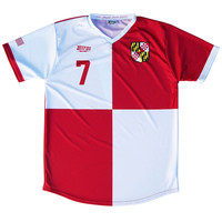 Maryland State Cup Soccer Home Jersey