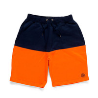 10 Deep: Split Sweatshort - Orange
