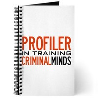 Profiler in Training Criminal Minds Journal