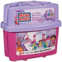Mega Bloks Dora's Royal Adventure