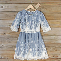 Cumulus Chambray Dress