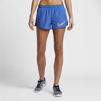 "The Nike Dry (City) Women's 3"" Running Shorts."