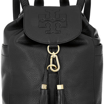 Tory Burch - Thea textured-leather backpack