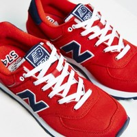 New Balance 574 Pique Polo Running Sneaker-
