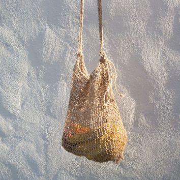 Handmade Oaxacan Net Bag at General Store
