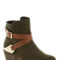 Thyme of My Life Bootie | Mod Retro Vintage Boots | ModCloth.com