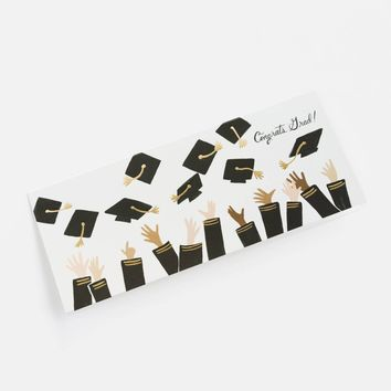 Congrats Grad! Greeting Card by RIFLE PAPER Co.   Made in USA