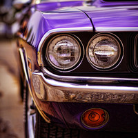 1970 Dodge Challenger Rt Photograph by Gordon Dean II
