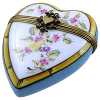 Chamart Flowers Cascading Heart Box