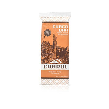 Chapul Chaco Bar Peanut Butter and Chocolate -12x1.9 OZ-
