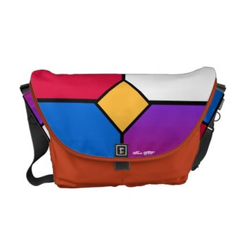 RICKSHAW BAG MULTI COLOR HAVIC ACD