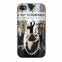 A Day To Remember Sand Watch Master iPhone 4 Case