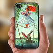 Haunted Mansion Stretching Painting Disney  - Photo Print for iPhone 4/4s Case or iPhone 5 Case - Black or White
