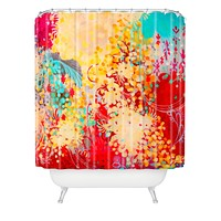 Stephanie Corfee Young Bohemian Shower Curtain