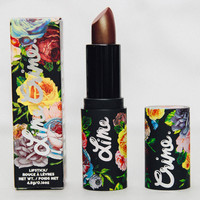 Perlees Matte Metallic Lipstick - Beetle
