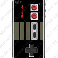 iPhone 4 Retro Controller Skin