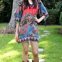 Lily Belle Paisley Dress - New Arrivals