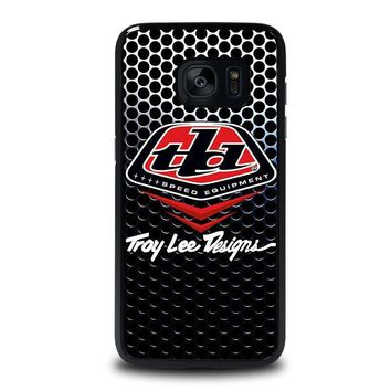 troy lee design samsung galaxy s7 edge case cover  number 1