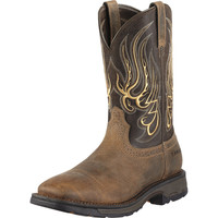 Ariat Workhog Mesteno Boot - Men's Earth/Coffee,