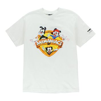 The Hundreds x Animaniacs - Shield T-Shirt