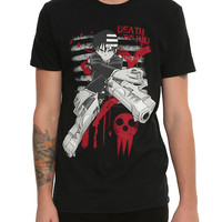 Soul Eater Death The Kid Striped T-Shirt