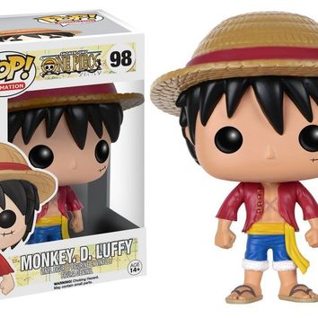 Funko Pop! Anime: One Piece Luffy 98 5305