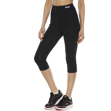 FILA Sport Compression Skimmer Running Leggings