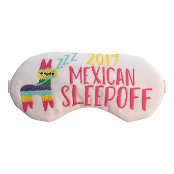 MEXICAN SLEEP OFF MASK