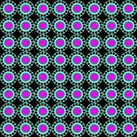 Retro Circles Background Pattern Free Stock Photo - Public Domain Pictures
