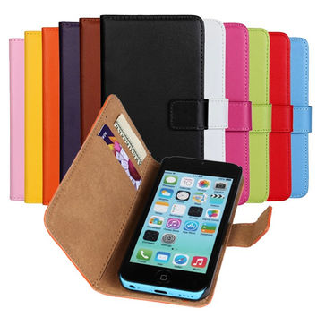 Phone Leather Case For iPhone