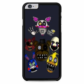 Five Nights At Freddy S Cool Chics iPhone 6 Plus / 6s Plus Case